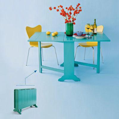 Thi công nội thất gỗ : Tận dụng không gian nhỏ với nội thất siêu gọn-5