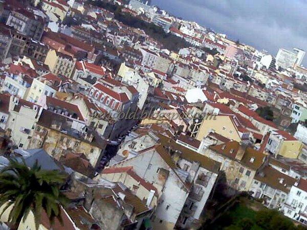 Панорама с Miradouro da Graca