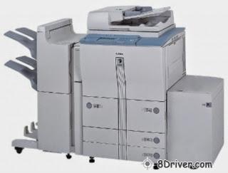 Get Canon iR6000i Printers Drivers and deploy printer