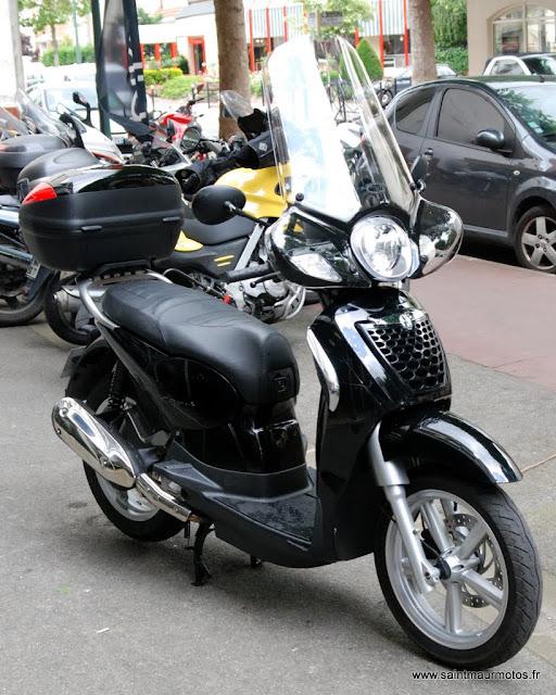 scarabeo saint maur motos. Black Bedroom Furniture Sets. Home Design Ideas