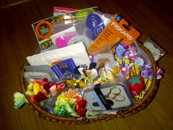 Gift Basket Making Materials : Odds ends quot make the most of yourself for that is all