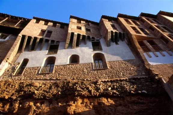 Casas colgadas de Tarazona