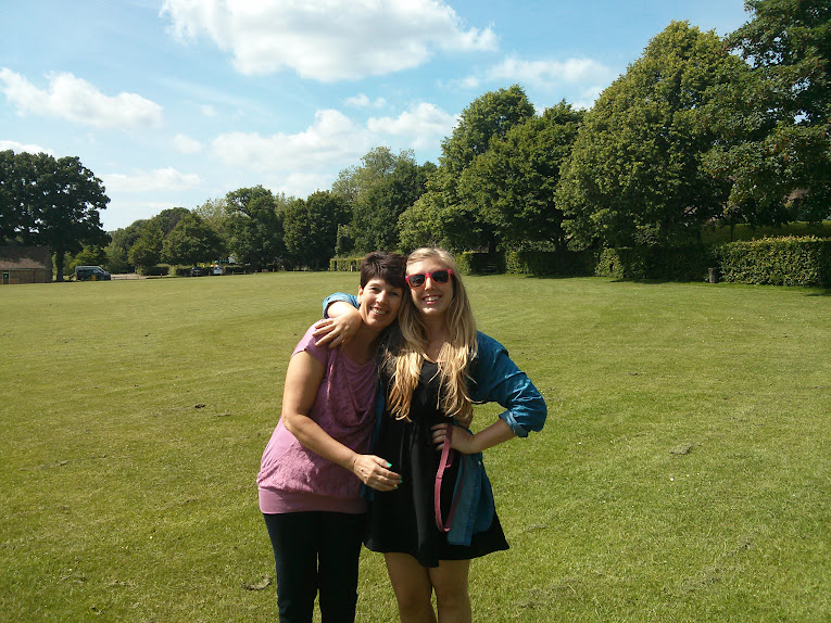 mom's visit july 2013