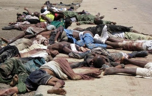 Nigeria, Boko Harma, stragi
