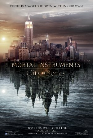 Picture Poster Wallpapers The Mortal Instruments: City of Bones (2013) Full Movies