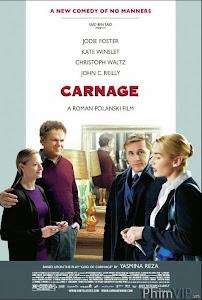 Khẩu Chiến - Carnage poster