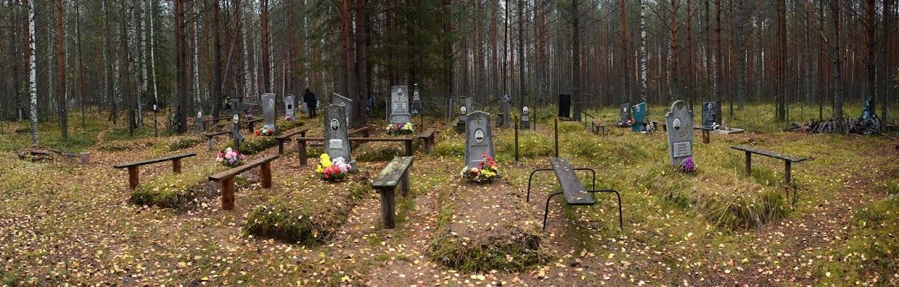 кладбище на фосфоритной
