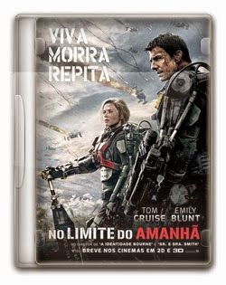 No Limite do Amanhã – HDRip AVI + RMVB Legendado