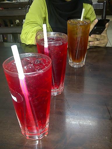 Arabic Tea + Syrup
