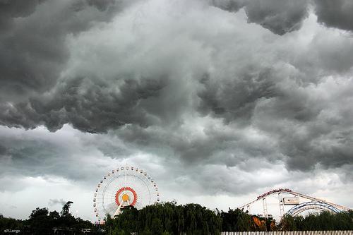 Biết đủ thứ | TayDo.Info: Tại sao khi trời sắp mưa thì mây lại có ...
