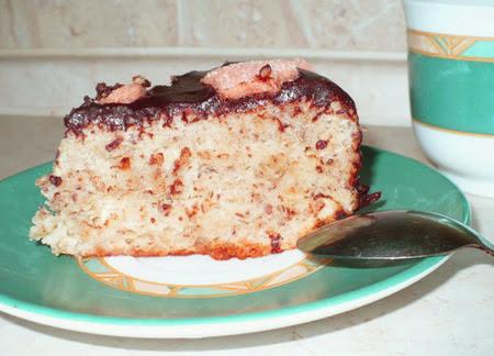 торт в мультиварке венеция в разрезе