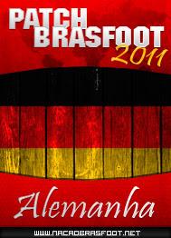 Patch Brasfoot 2011 – Alemanha 2011