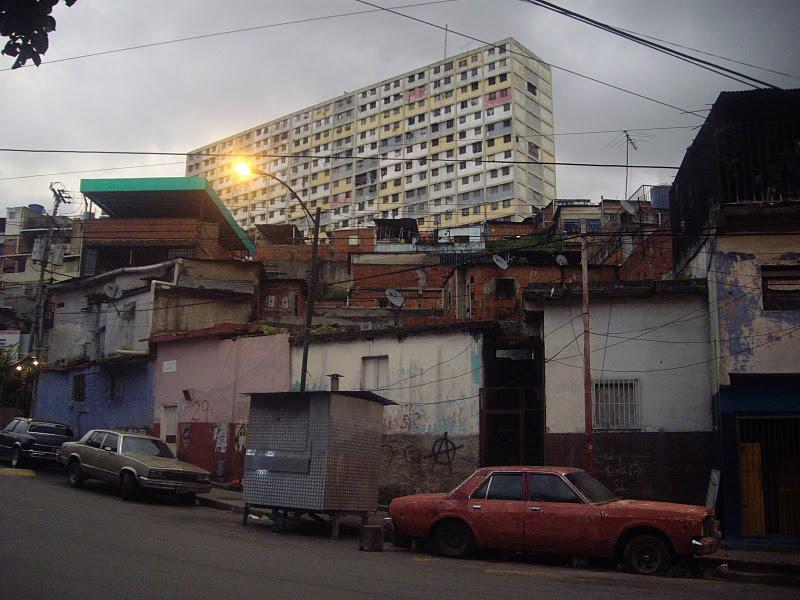 23 de enero, Caracas