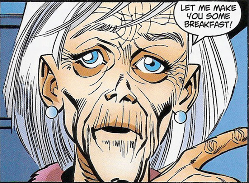 Cadaverous Aunt May