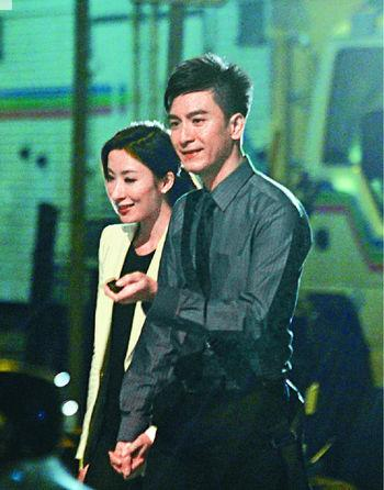 《On Call 36小時Ⅱ》楊怡街頭拖馬國明