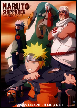 Download Naruto Shippuuden HDTV-Rip 720p MKV Legendado