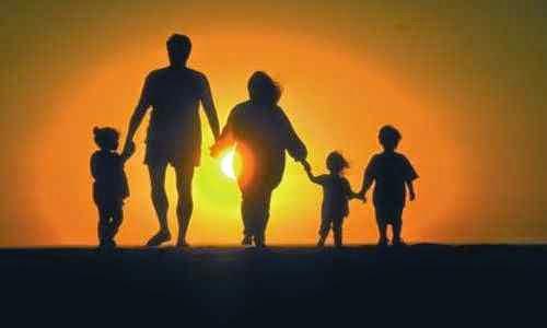 Hablar de la familia en la primera salida de pareja