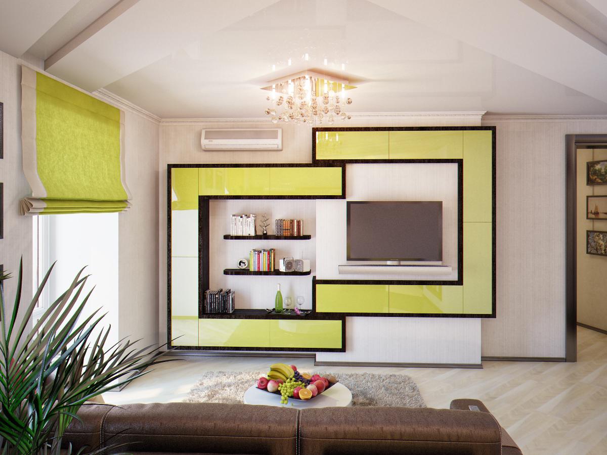 Квартира в Чите. кухня-гостиная. дизайн: маргарита борнева. .
