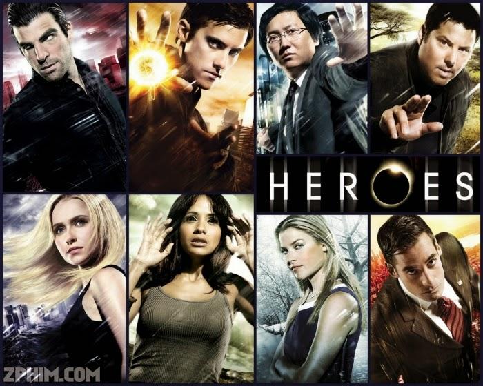 Ảnh trong phim Giải Cứu Thế Giới - Heroes Season 1 1