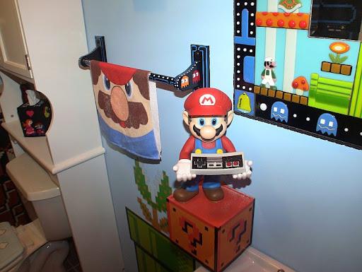 Amazing Mario, Donkey Kong and Pac Man