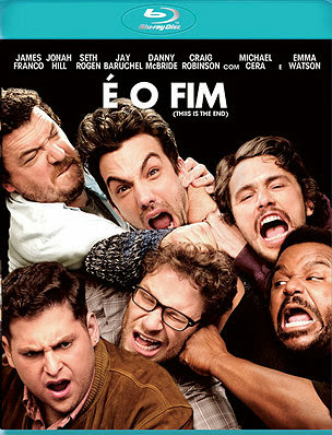 Filme Poster É o Fim BDRip XviD Dual Audio & RMVB Dublado