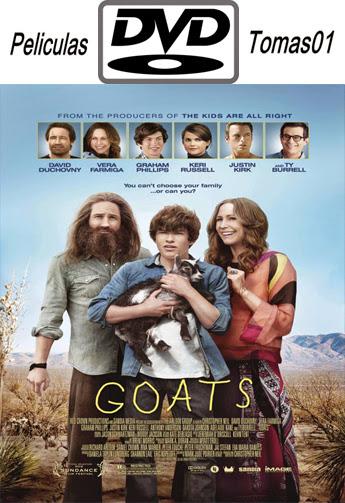 Cabras (Goats) (2012) DVDRip