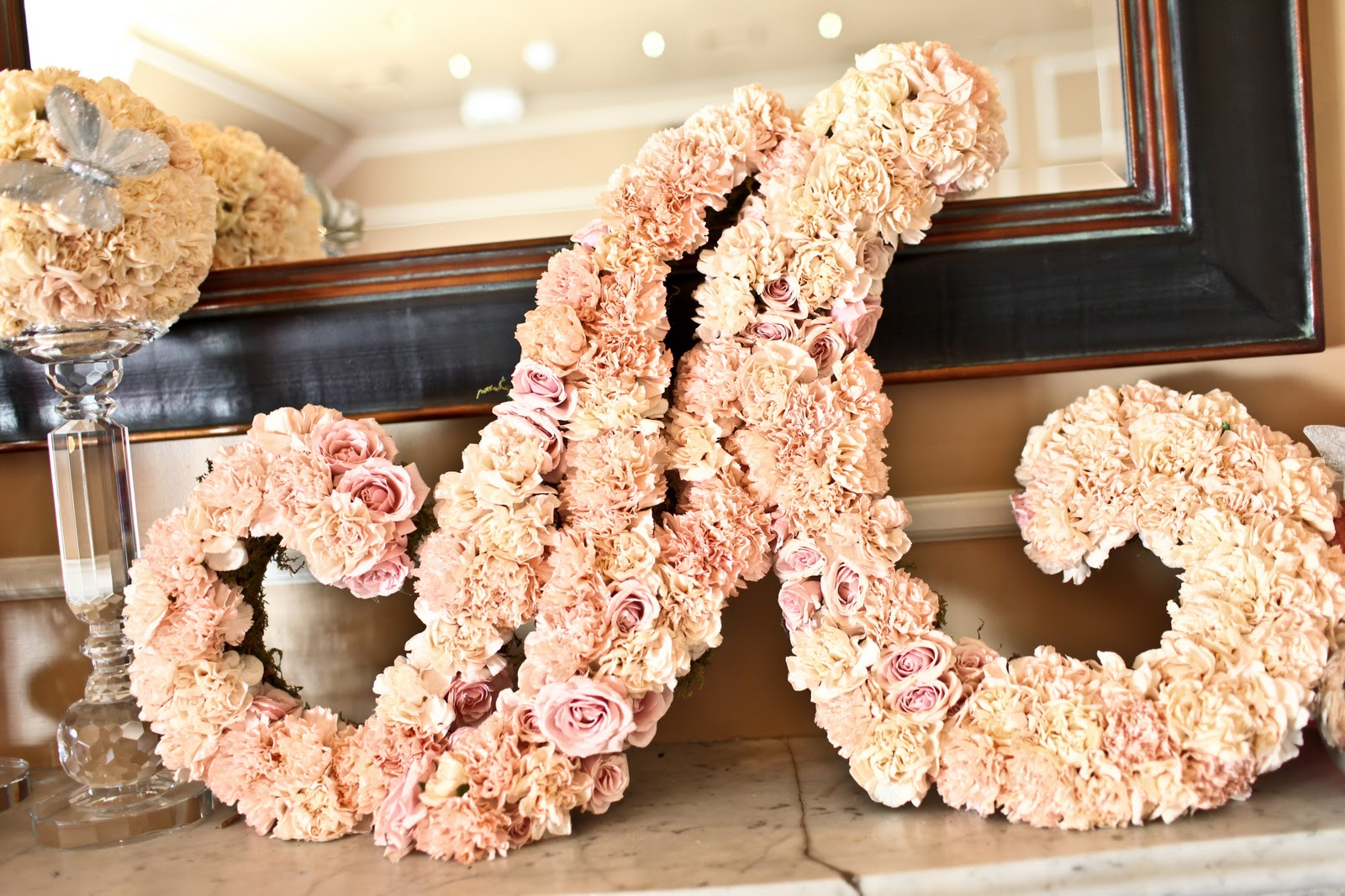 Chandelier events blog inspiration for weddings events parties chandelier event everything roses 1st birthday party aloadofball Image collections