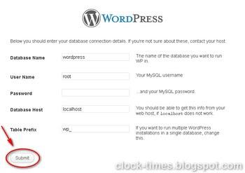 Wordpress Langkah 5
