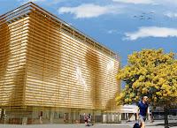 פרויקט משכן חדש לבית הספר מנשר לאמנות
