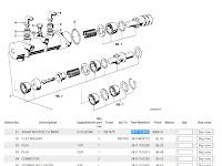 Master Cylinder Diagram