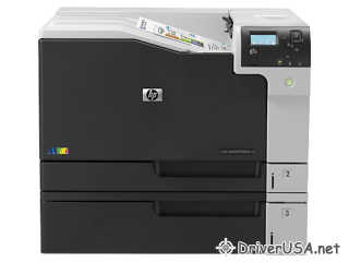 Driver HP Color LaserJet Enterprise M750n – Download & install Instruction