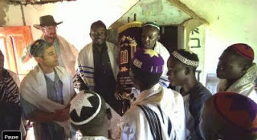 Jewish Traces In Unexpected Places A Sefer Torah Arrives In Uganda