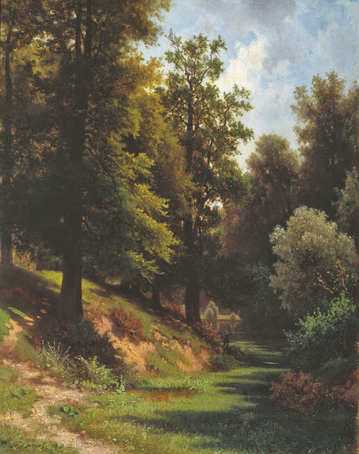 Lev Kamenev - Forest