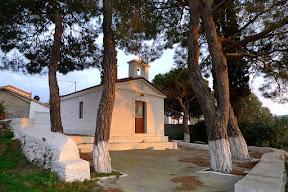 Ayios Dimitrios Kapelle