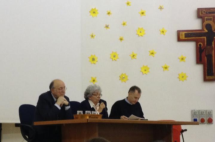 Gillini - Zattoni: incontro di pastorale familiare a San Donà di Piave
