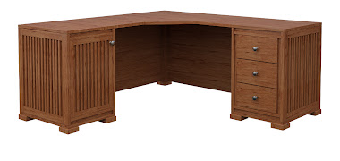 Catalina L-Shaped Desk