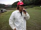 陸釣りクラブ和歌山会長 中井さま ありがとうございました 2011-07-03T11:49:30.000Z