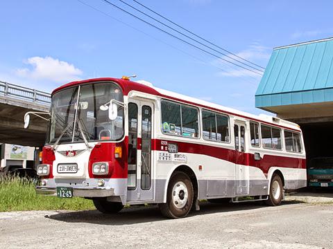 士別軌道 日野RC 1269