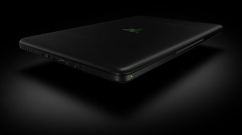 Chiêm ngưỡng laptop chơi game siêu mỏng của Razer