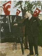 Atatürk başöğretmen
