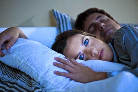 El cerebro es diferente en las personas con insomnio