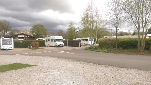 Knaresborough Caravan Club Site at Knaresborough Caravan Club Site