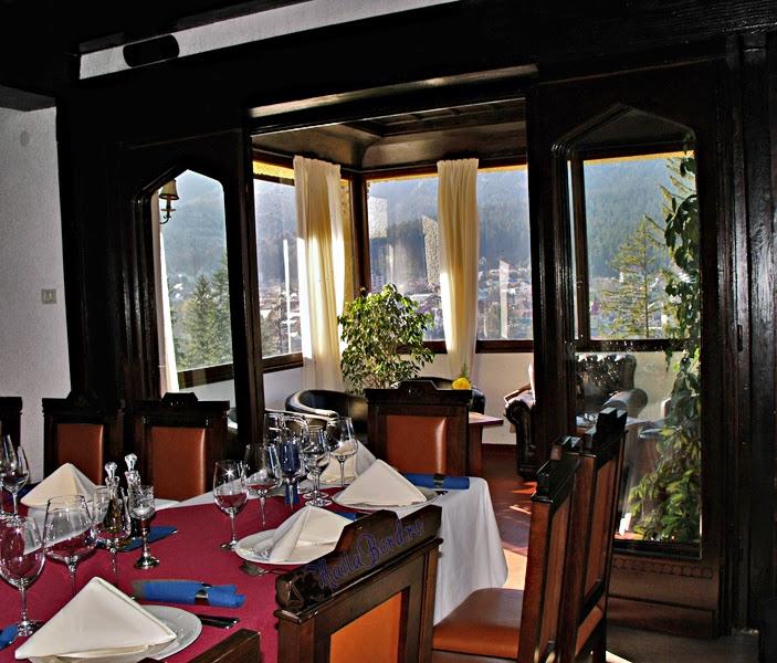 restaurant la cerdac vila leonida busteni