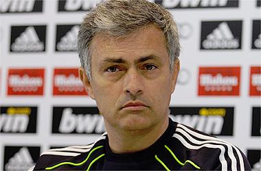 Mourinho talked about his team at press conference