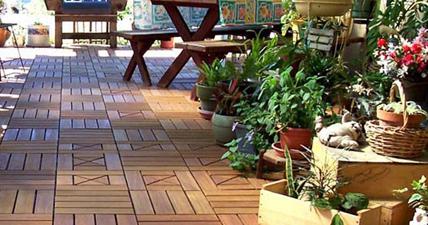 Pisos de madera para exteriores for Pisos de madera para exteriores