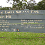 Welcome to Violet Hill camping area