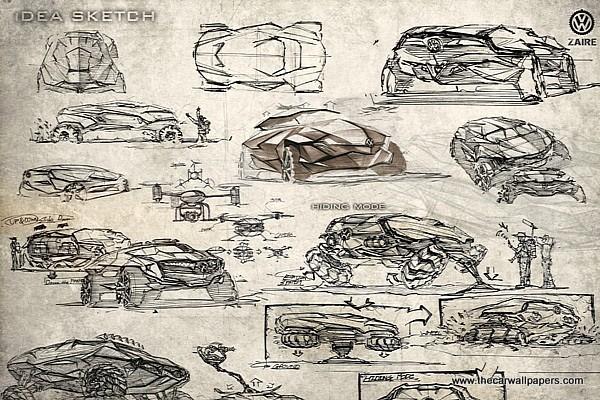 Zaire Concept Car