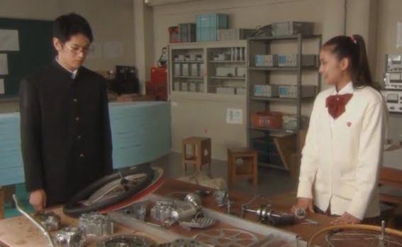 Nagayama Kenta, Takei Emi