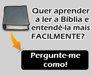 Aprenda a Ler a Bíblia