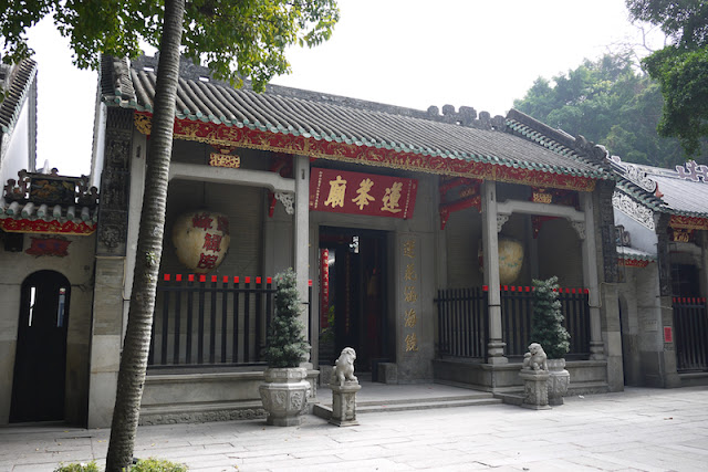 Lin Fung Temple in Macau